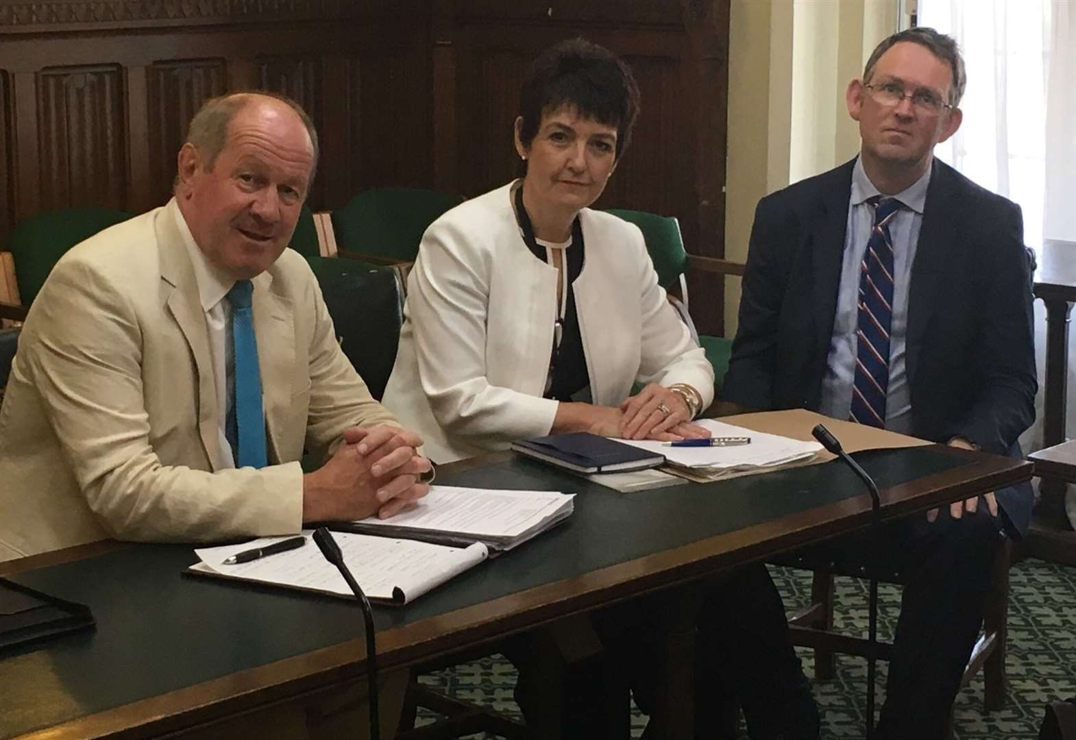 Bury St Edmunds MP calls for access to justice solution in meeting with Government minister