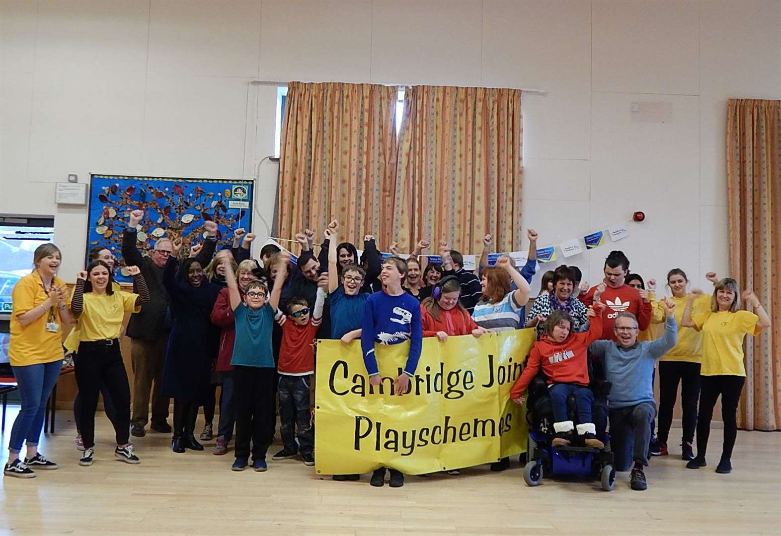 Public help could secure £40,000 for playscheme