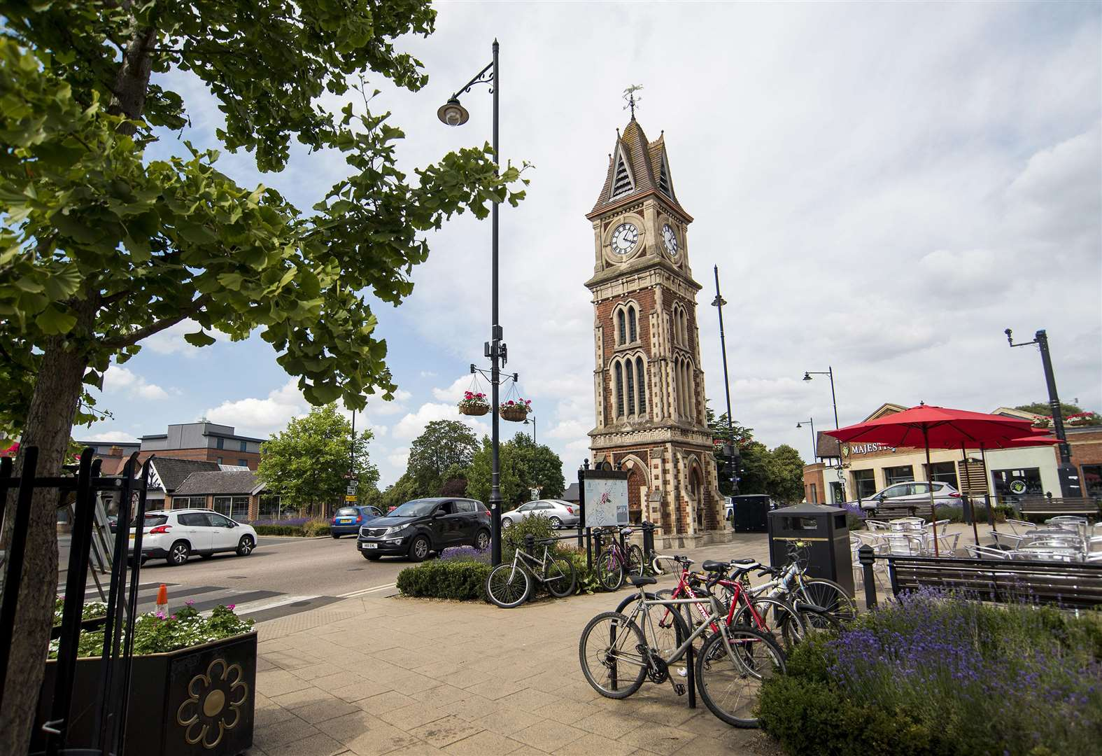 Have your say on the future of Newmarket's High Street