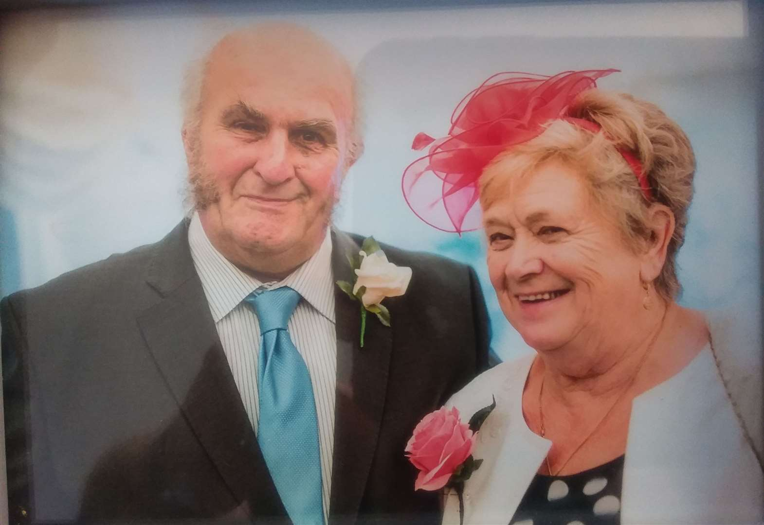 Couple named in fatal A1075 collision