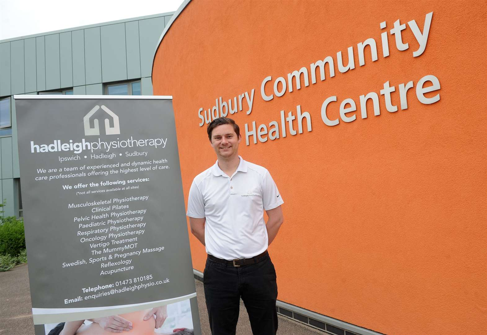 New physiotherapy clinic set to launch at Sudbury Community Health Centre