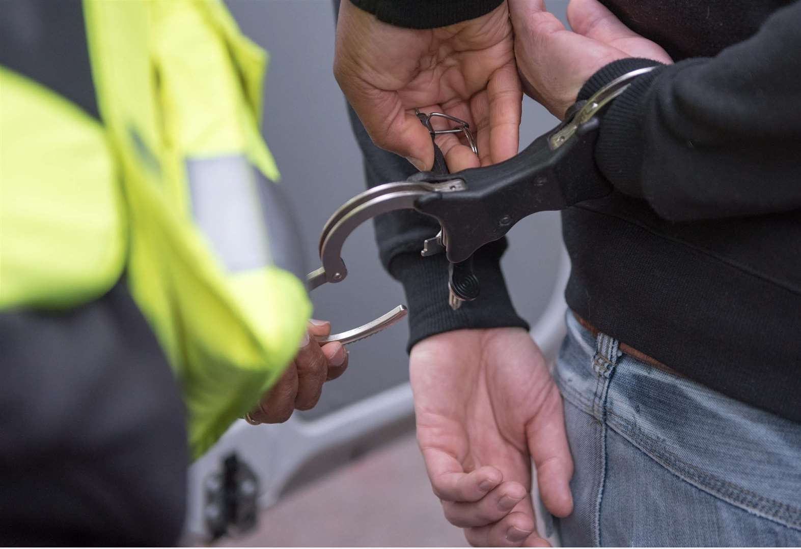 Two men charged with begging in Newmarket