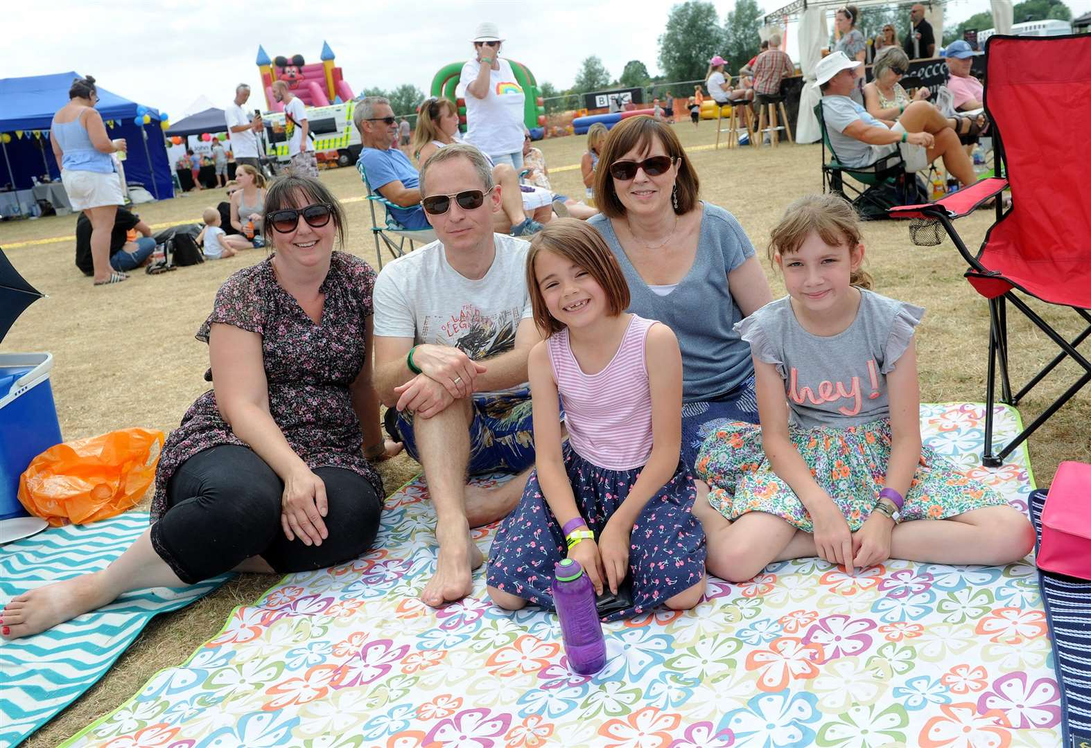 PICTURES: Great weather makes Bures Music Festival to remember