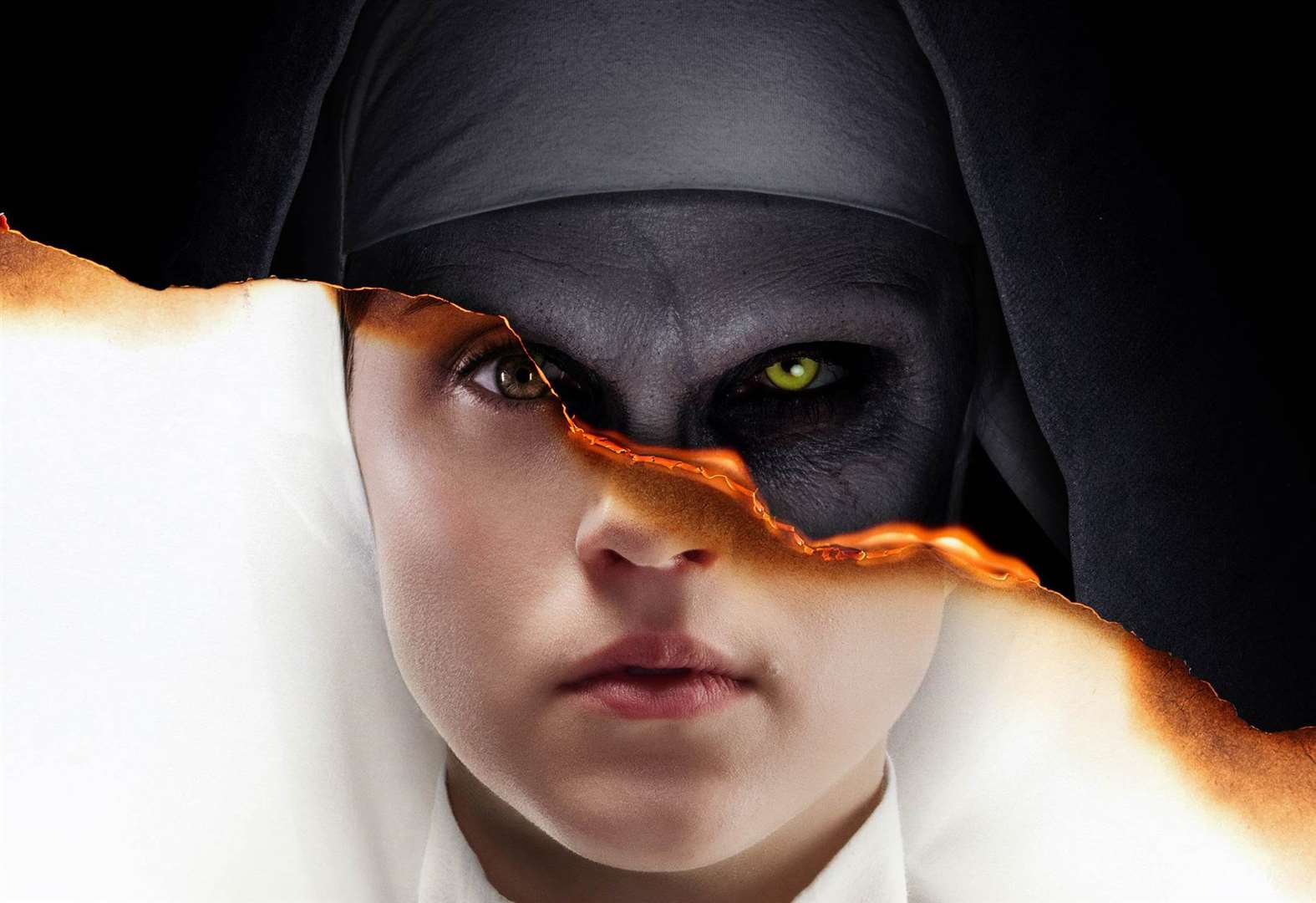 The Nun is the new number one film at TVL Allstar Video