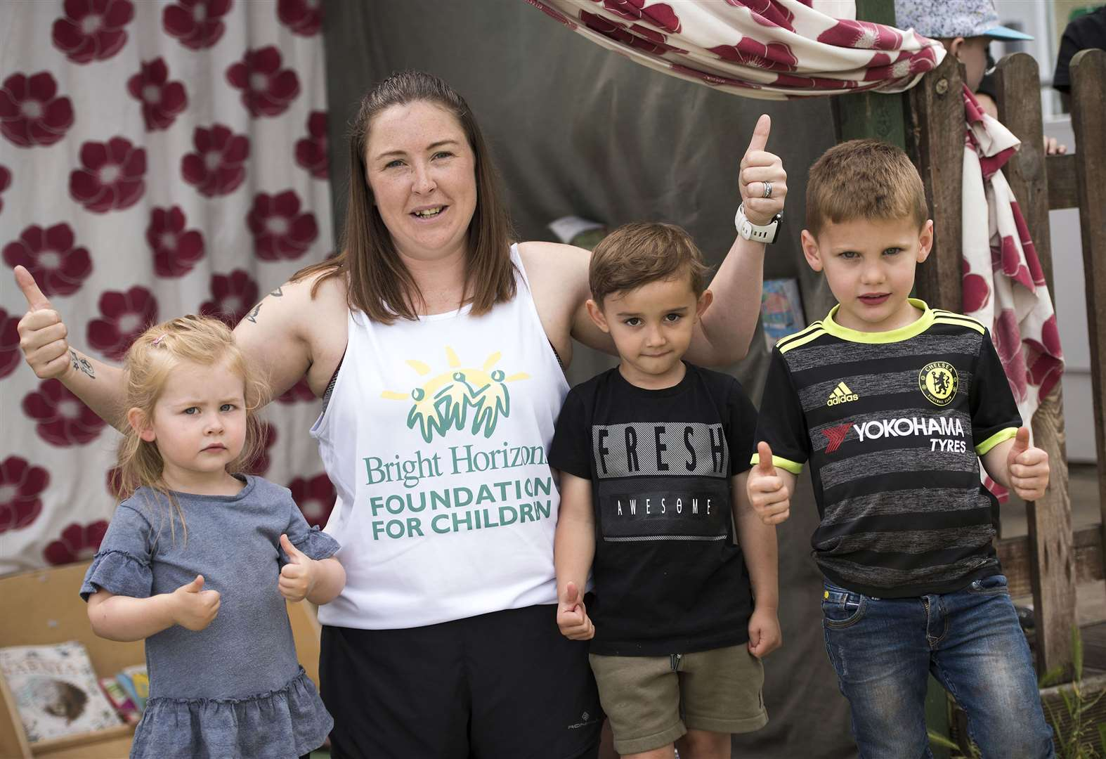 Great Cornard nursery manager to run 10 marathons in 10 days in aid of Bright Horizons