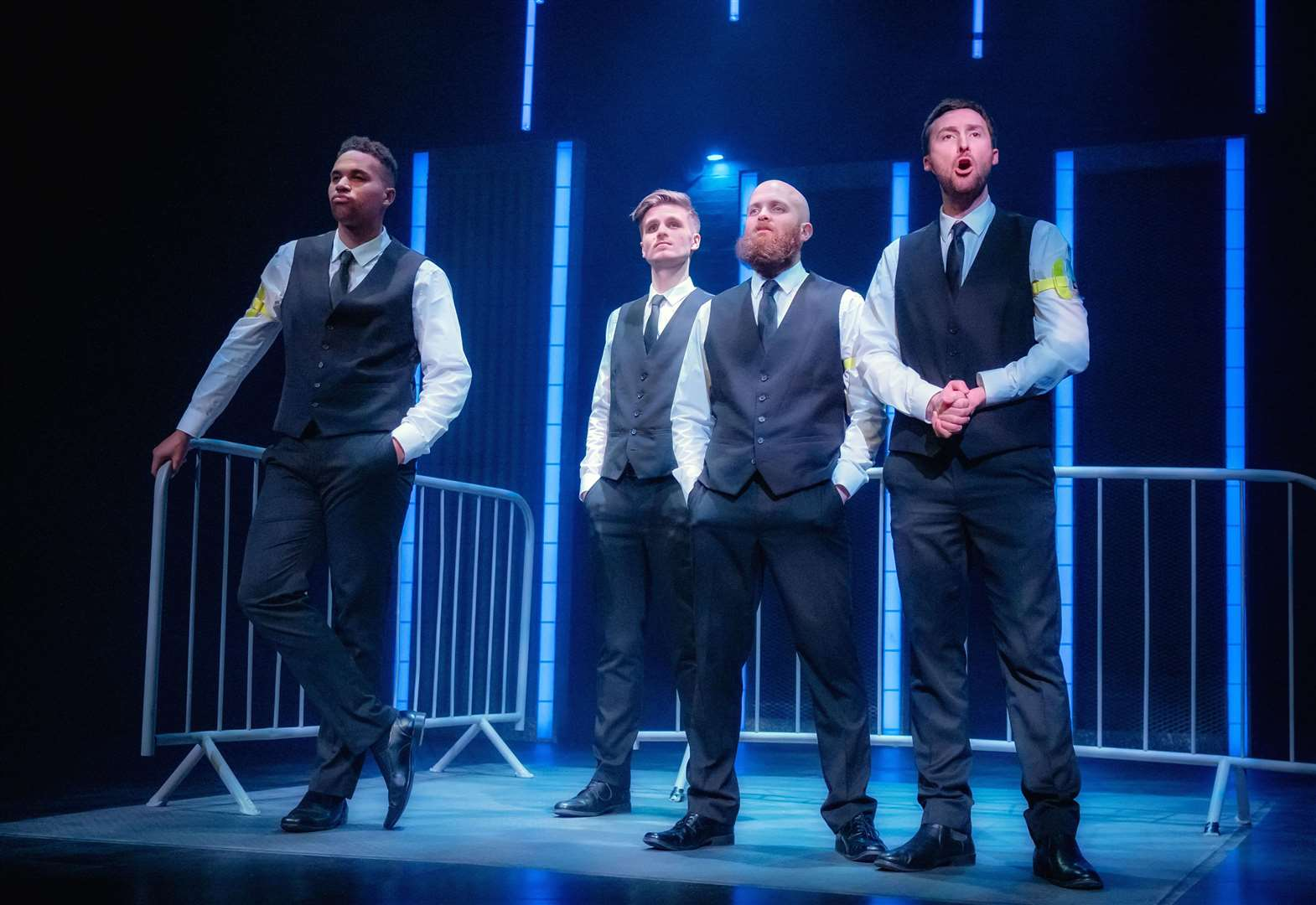 REVIEW: Bouncers at Theatre Royal Bury St Edmunds