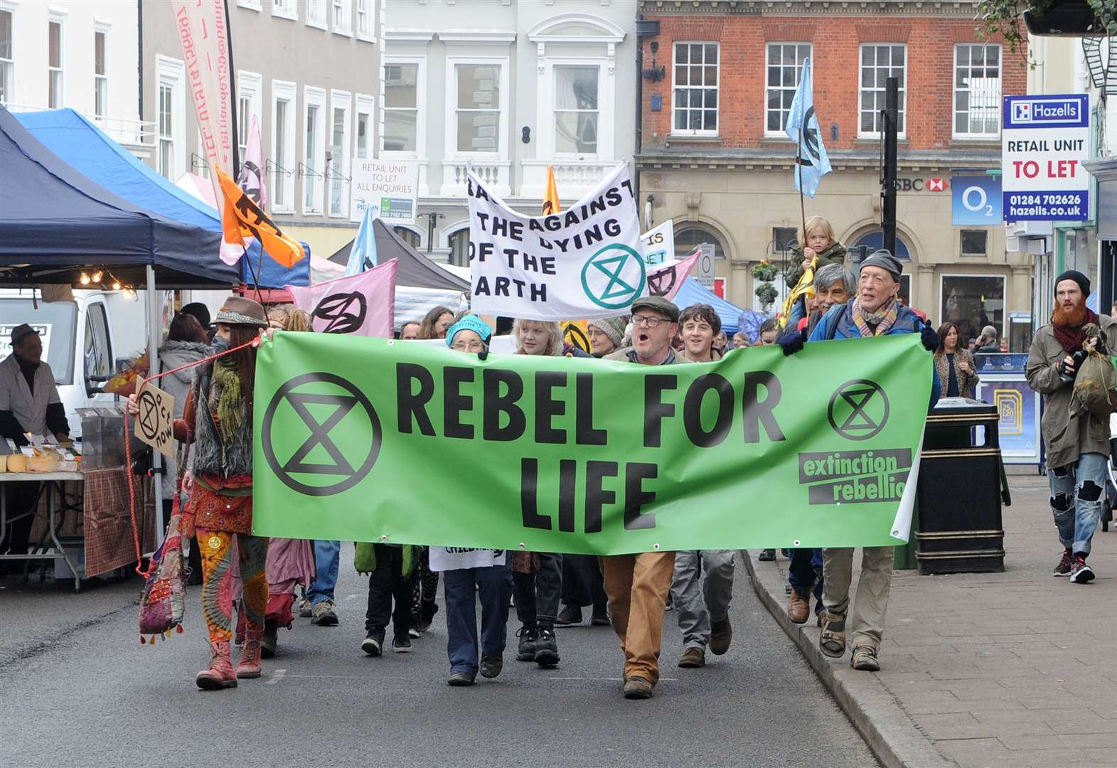Youth View: My message to Extinction Rebellion
