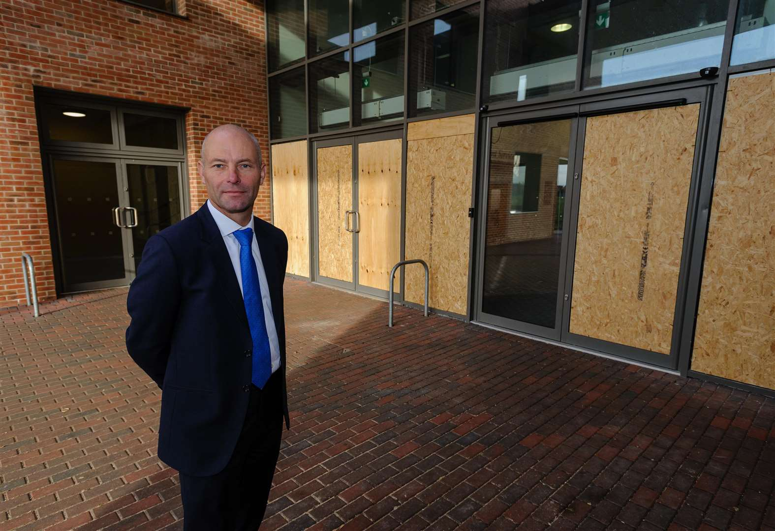 Headteachers condemn acts of vandalism at schools in Great Cornard and Sudbury