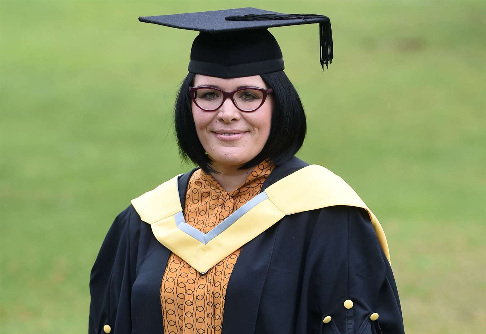 University graduate Alice overcomes adversity to win an award