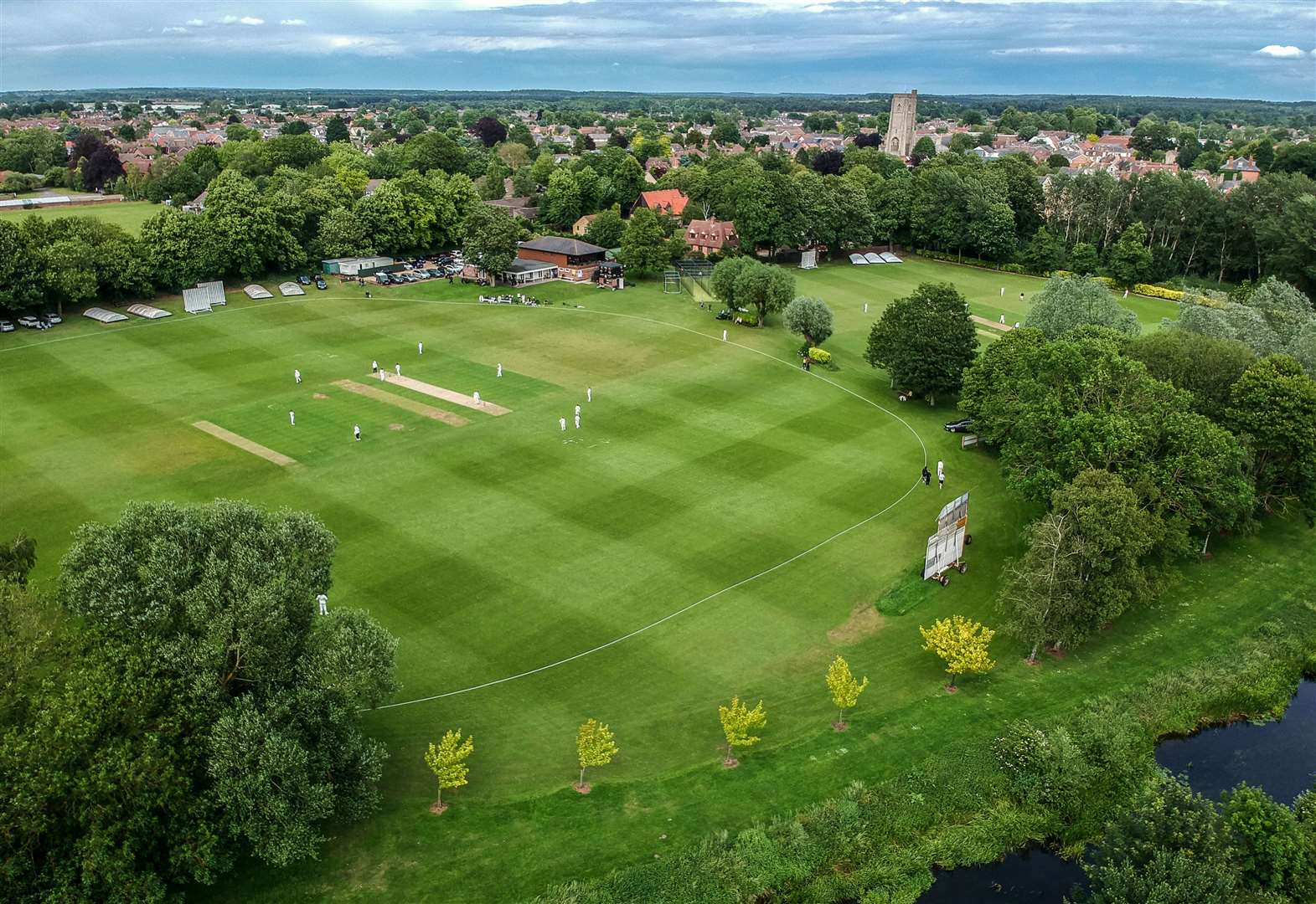 Mildenhall CC to host Suffolk for the first time since 2011