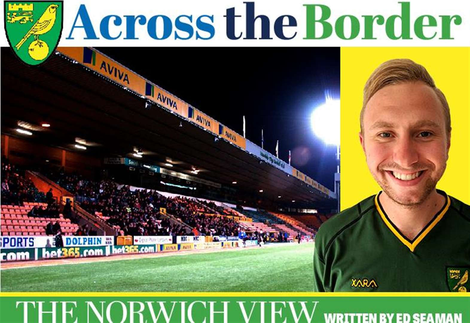 NORWICH COLUMN: 'Selection of defensive duo was one I did agree with'