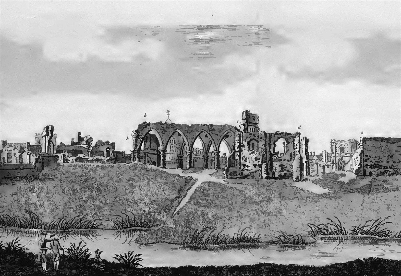 Study reveals Abbey site's secrets