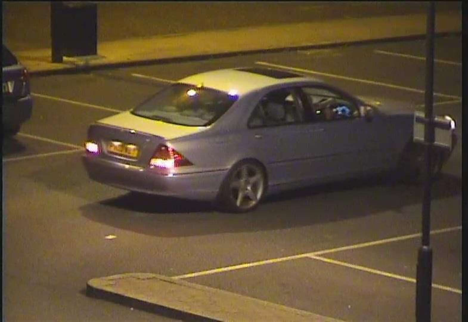 Police in car appeal after assault in Haverhill