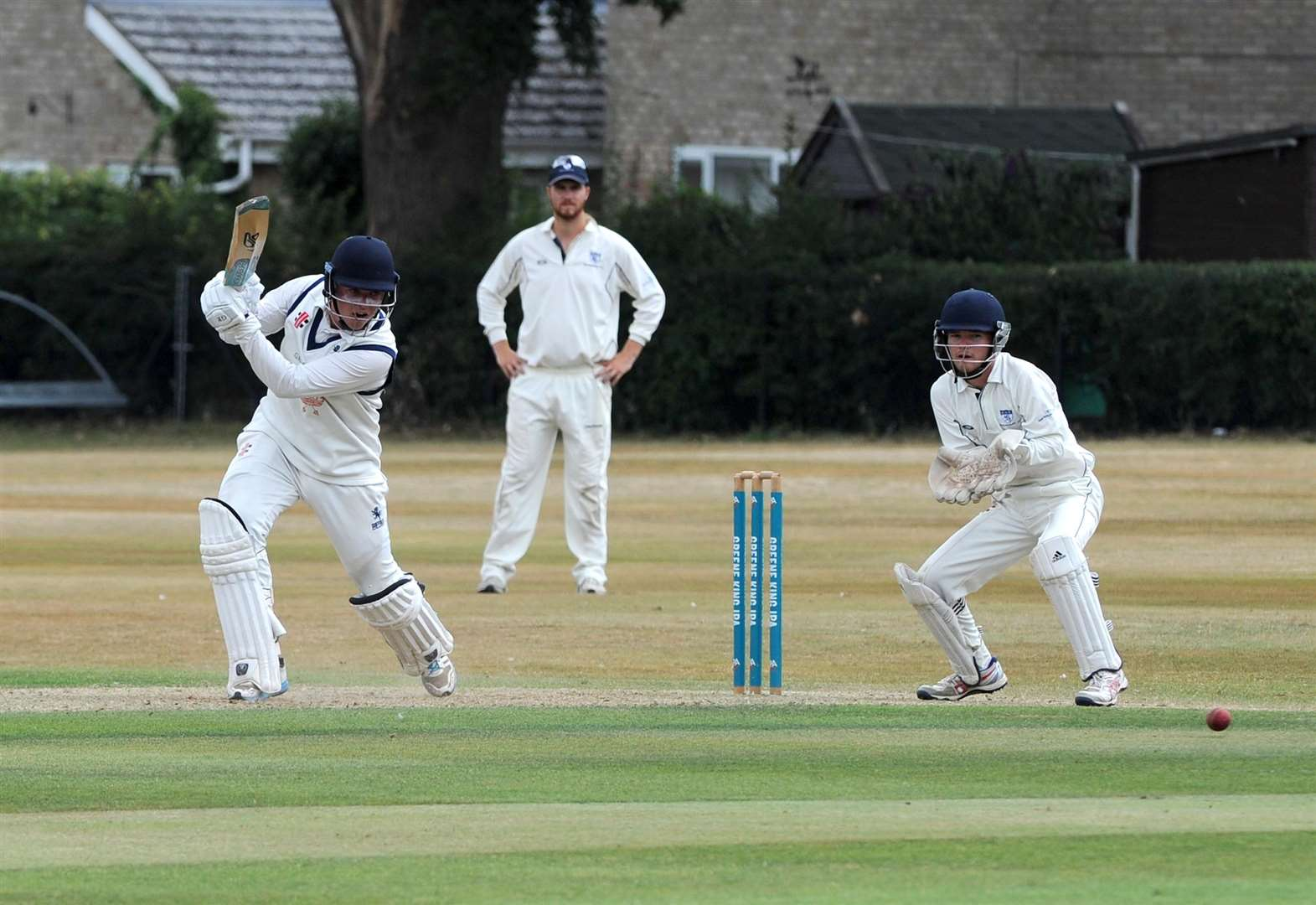 Beaumont's rapid 57 eases Suffolk to victory