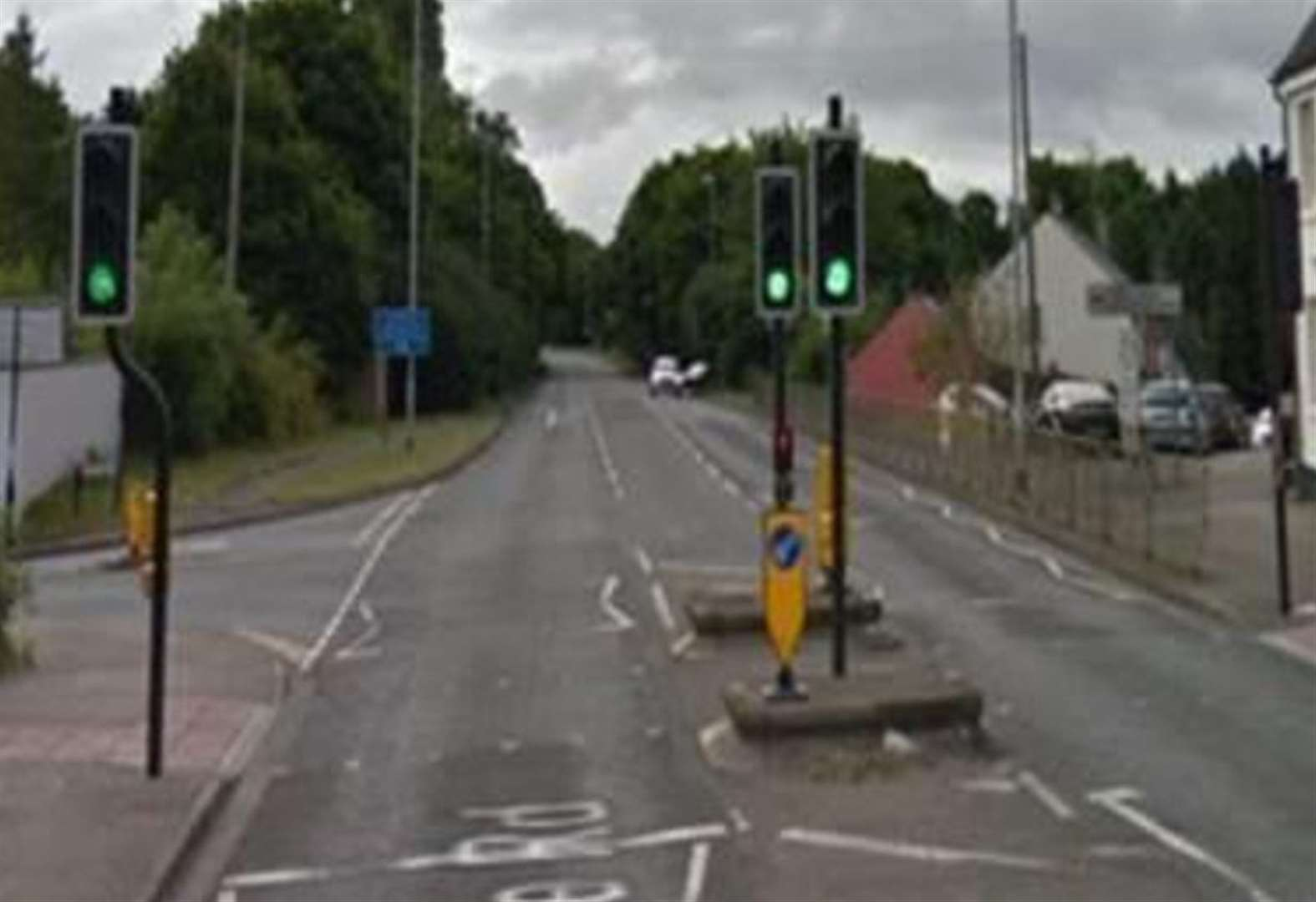 Busy A1307 junction to have 'safer' traffic lights
