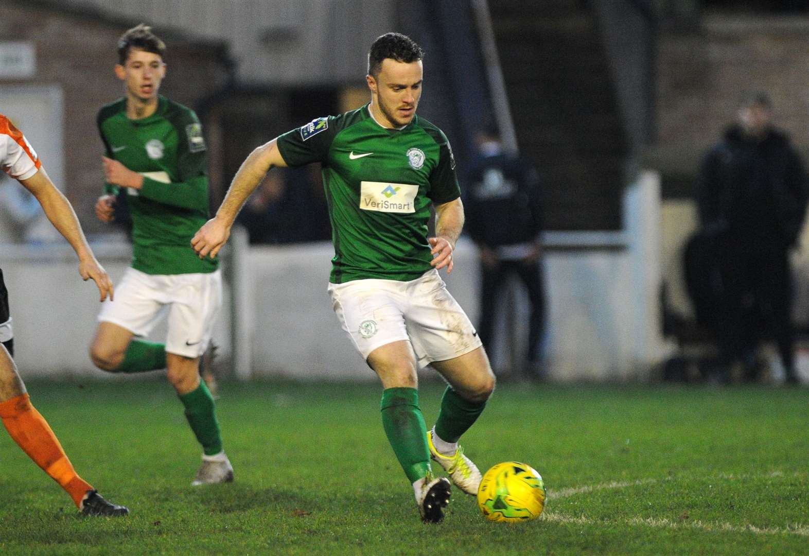 BOSTIK LEAGUE: Soham Town Rangers secure signature of top-scorer Sam Mulready