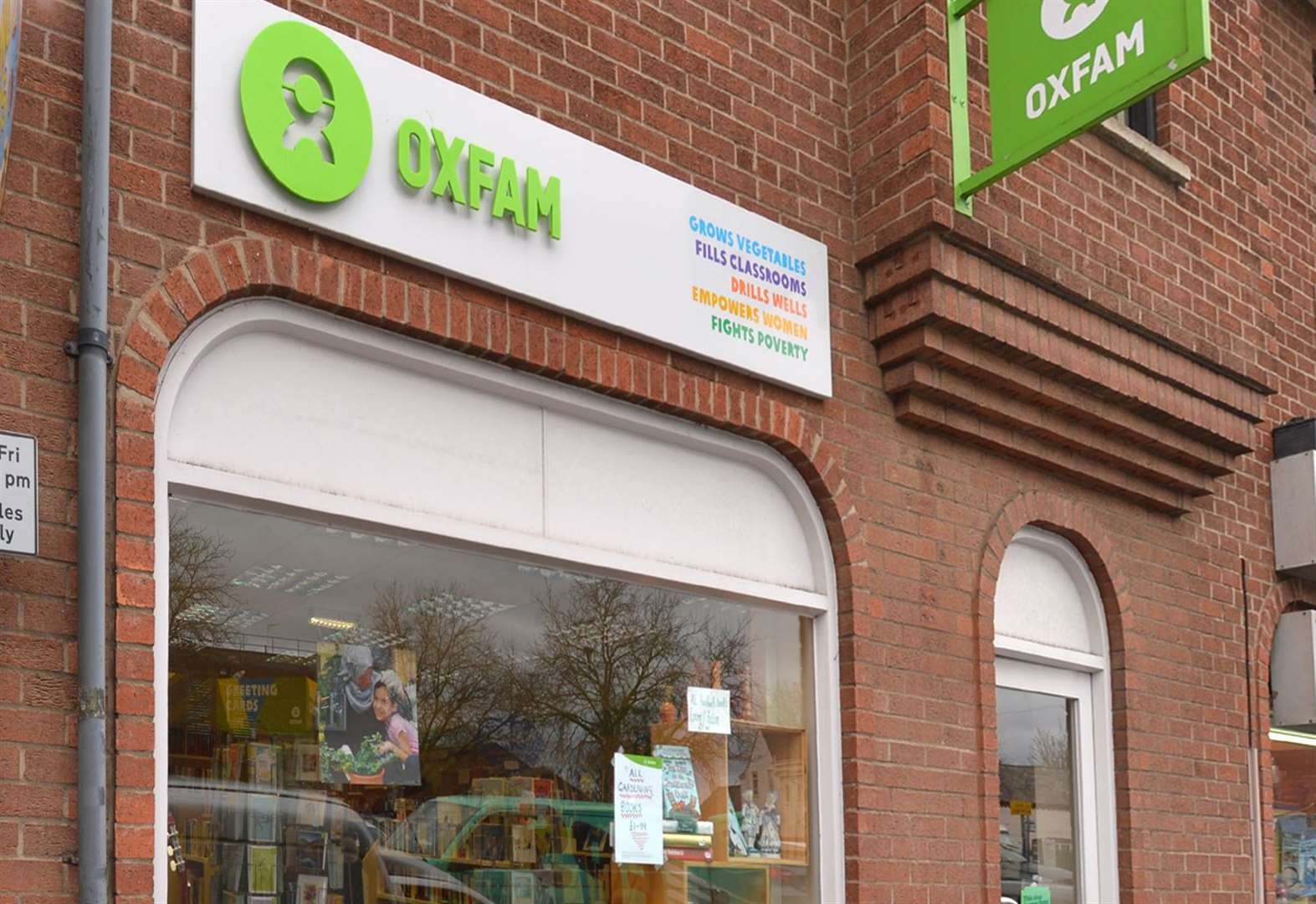 Newmarket's Oxfam to shut its town-centre shop after 35 years