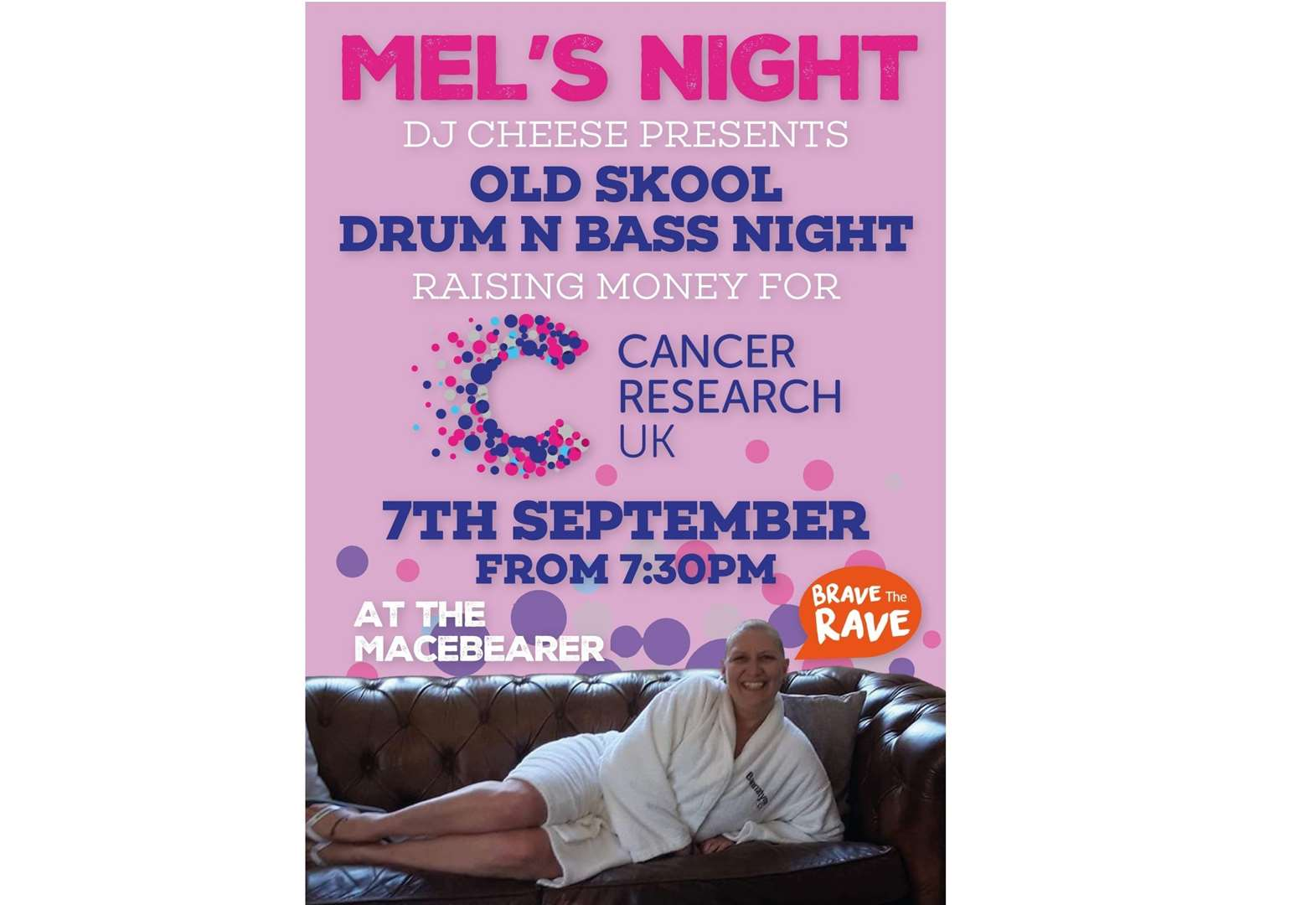 Bury St Edmunds pub regular inspires drum and bass night in aid of cancer charity