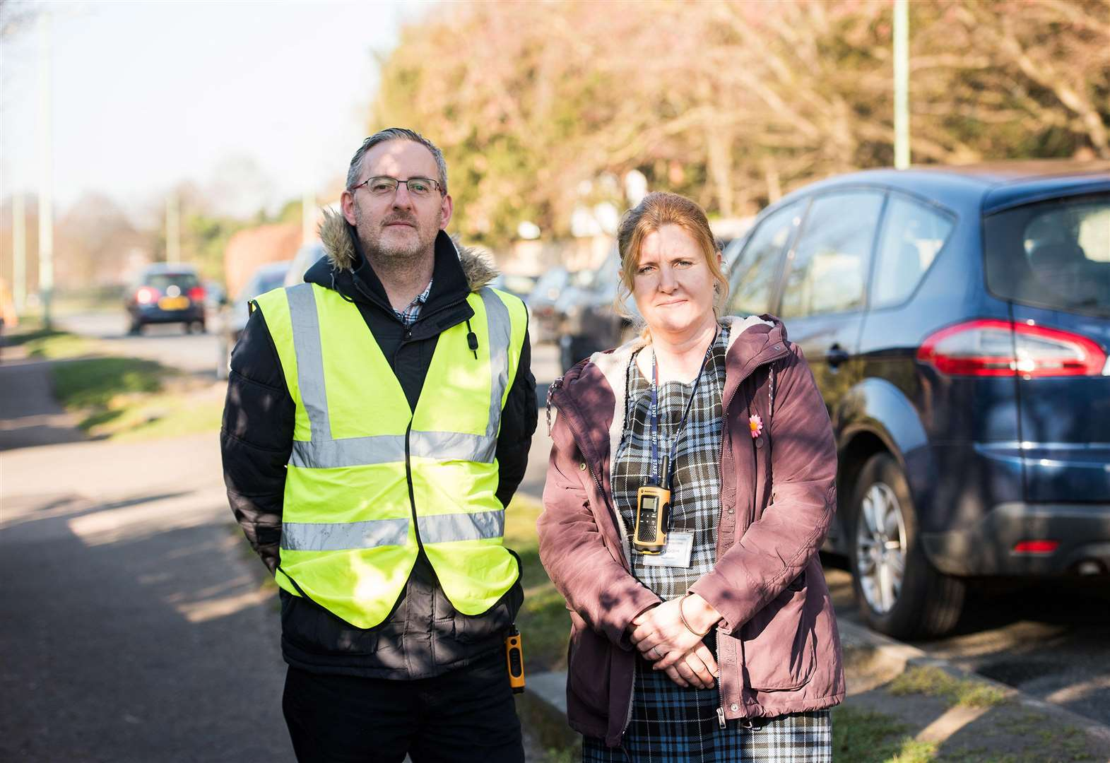 Safety concerns spark school crossing appeal