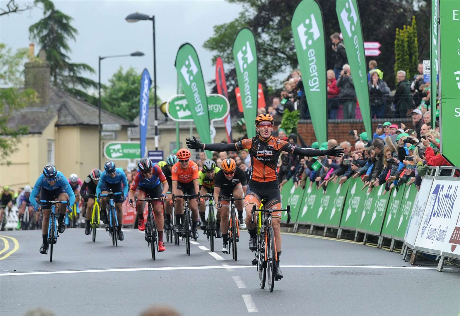 Second section of Suffolk stage route of 2020 Women's Tour revealed