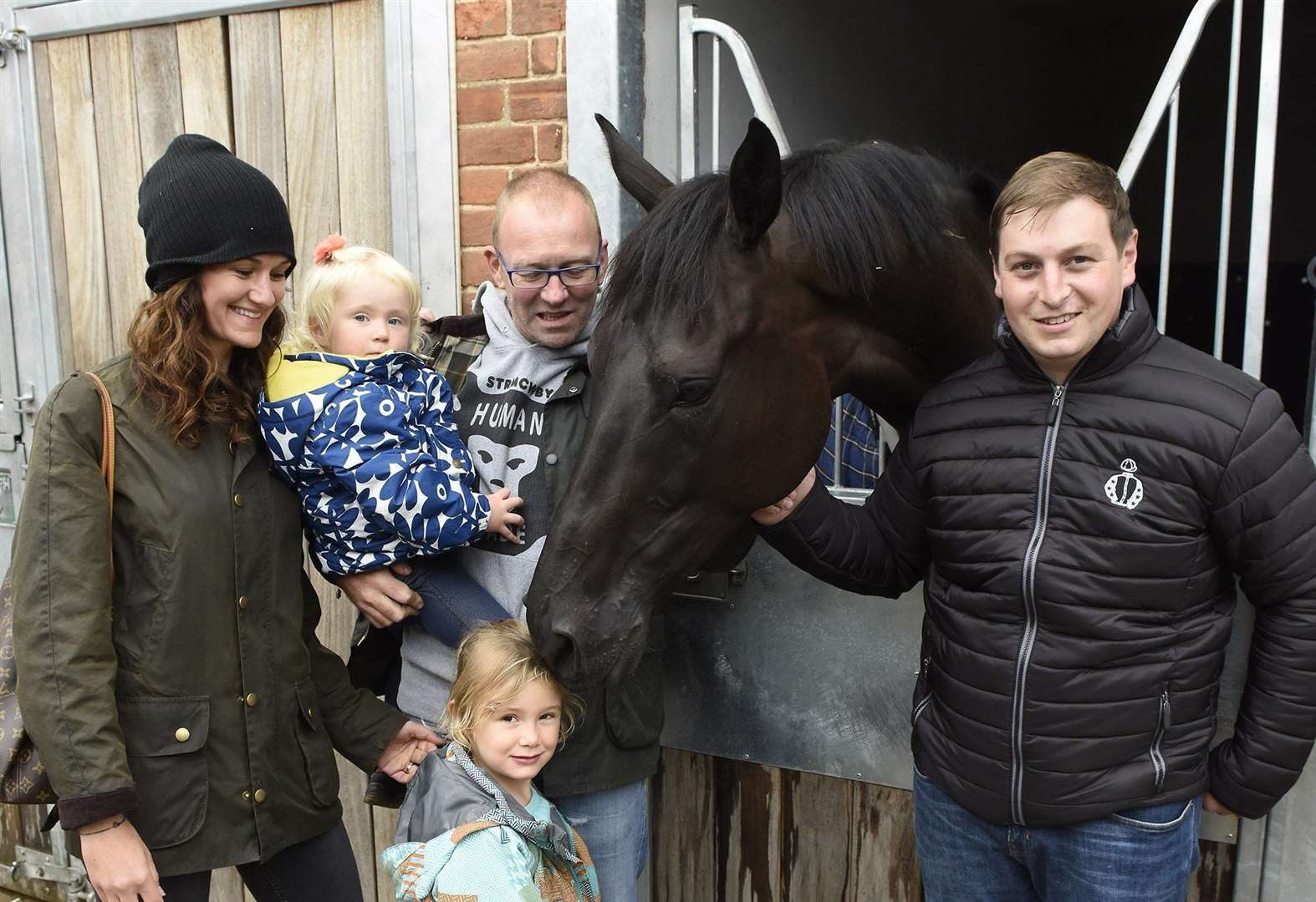 Newmarket trainer takes on horse in Grand National