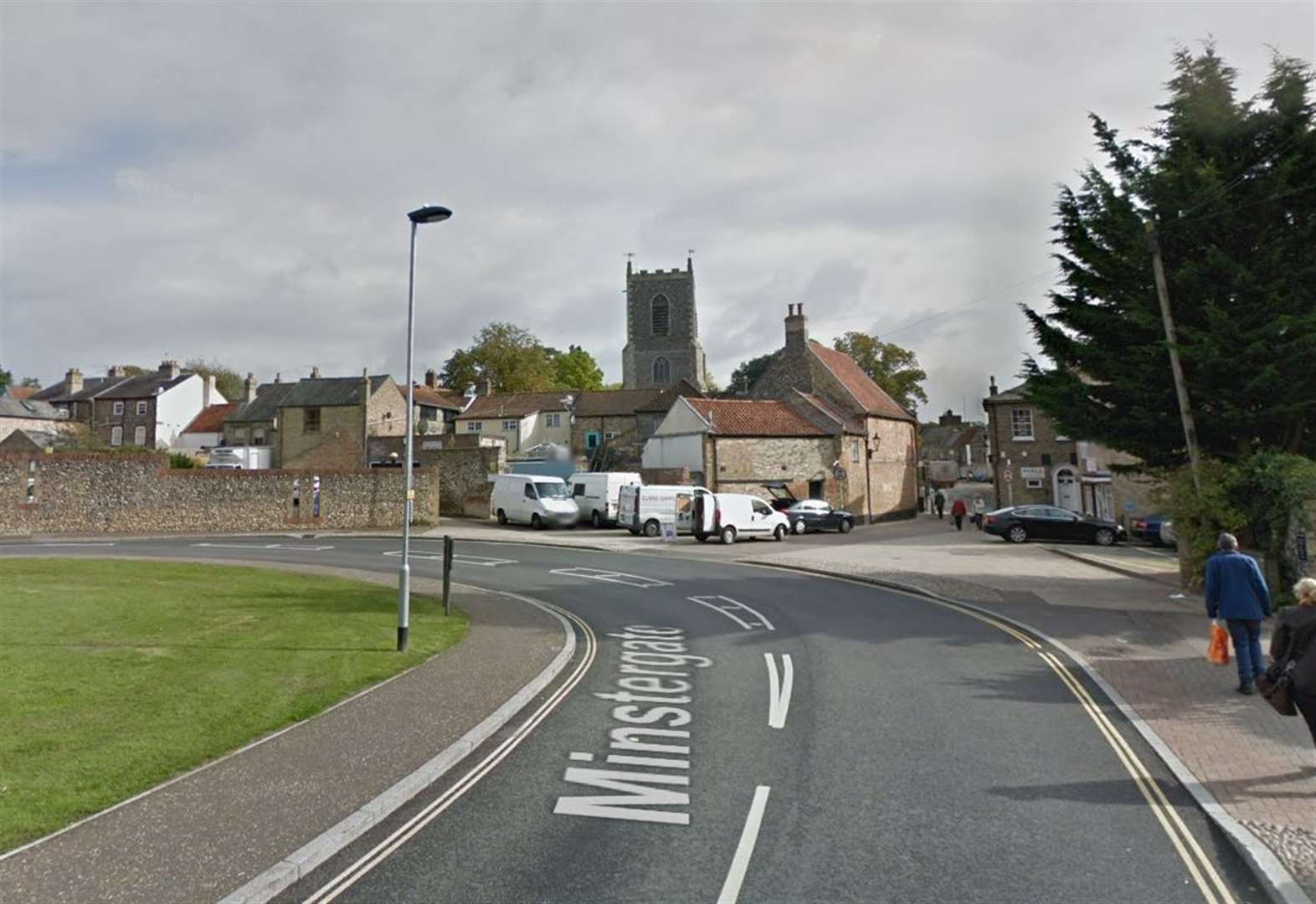 Appeal after fight in Thetford town centre