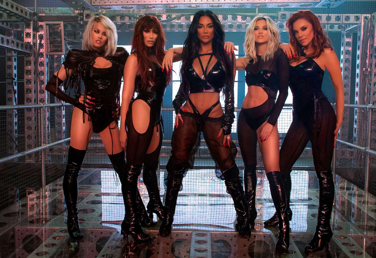 Pussycat Dolls are the purr-fect act for summer at Newmarket