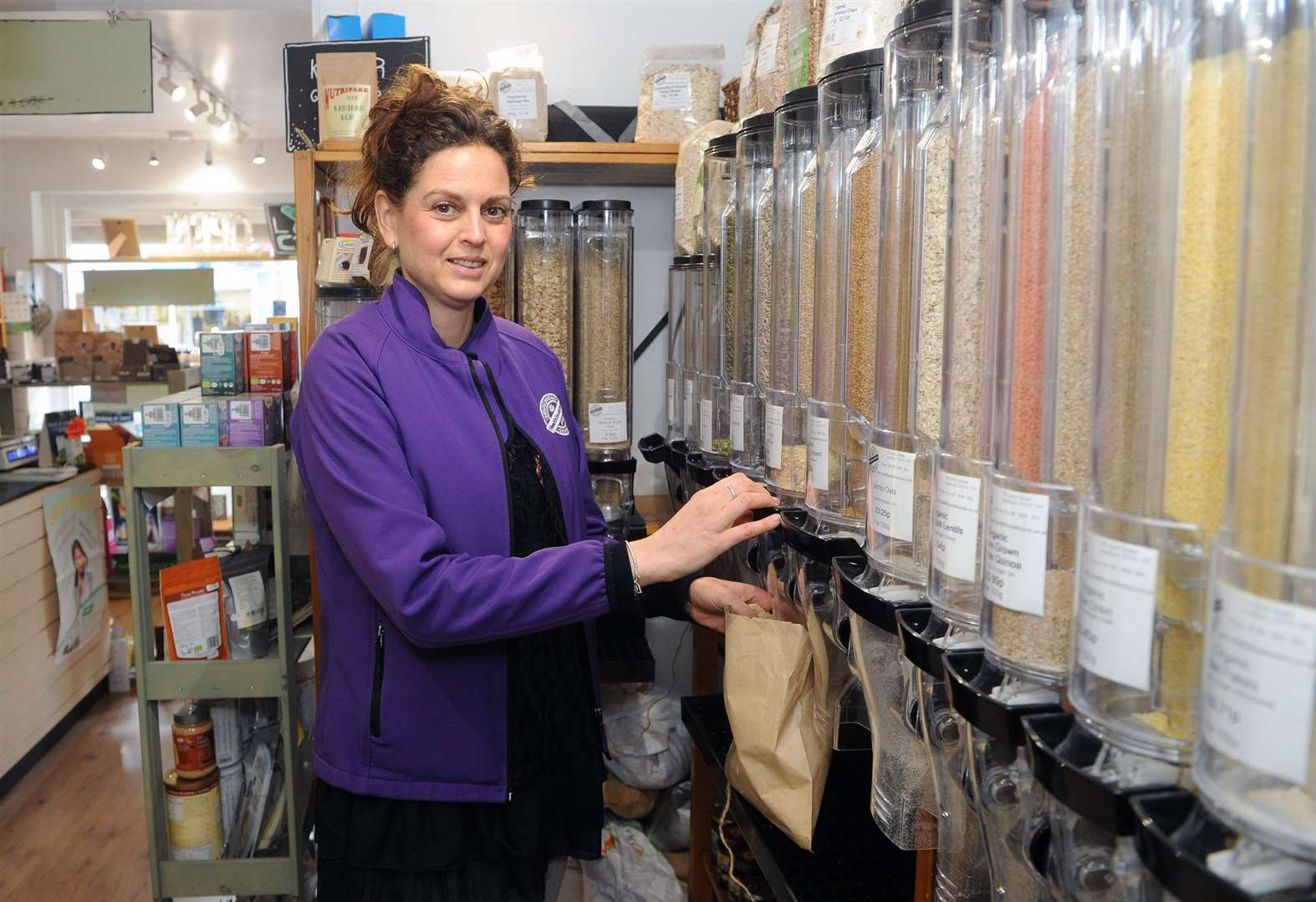Zero waste initiative takes off at Health Foods For You shop in Sudbury
