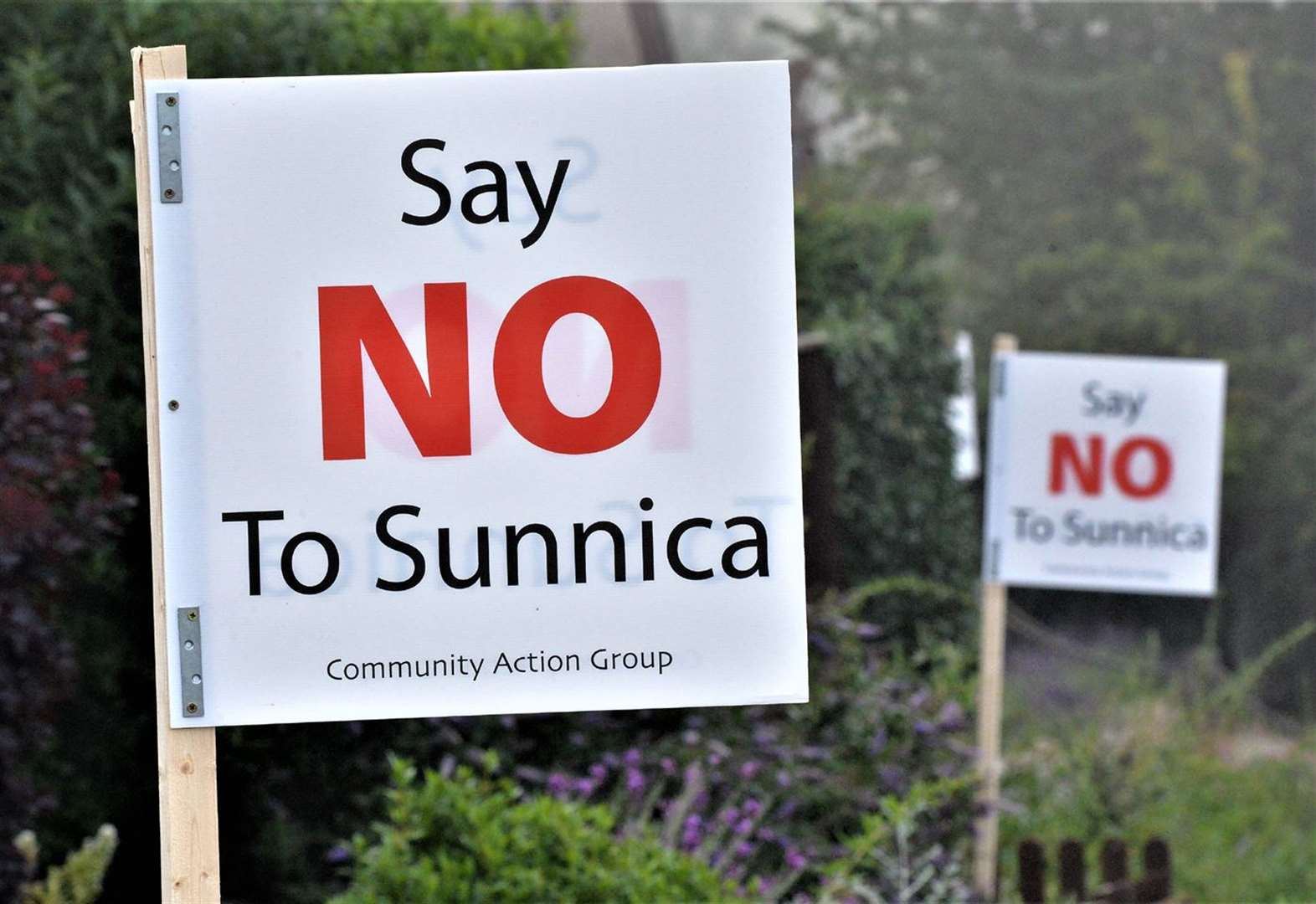 Villagers gearing up to fight 1700 acre solar farm close to Newmarket
