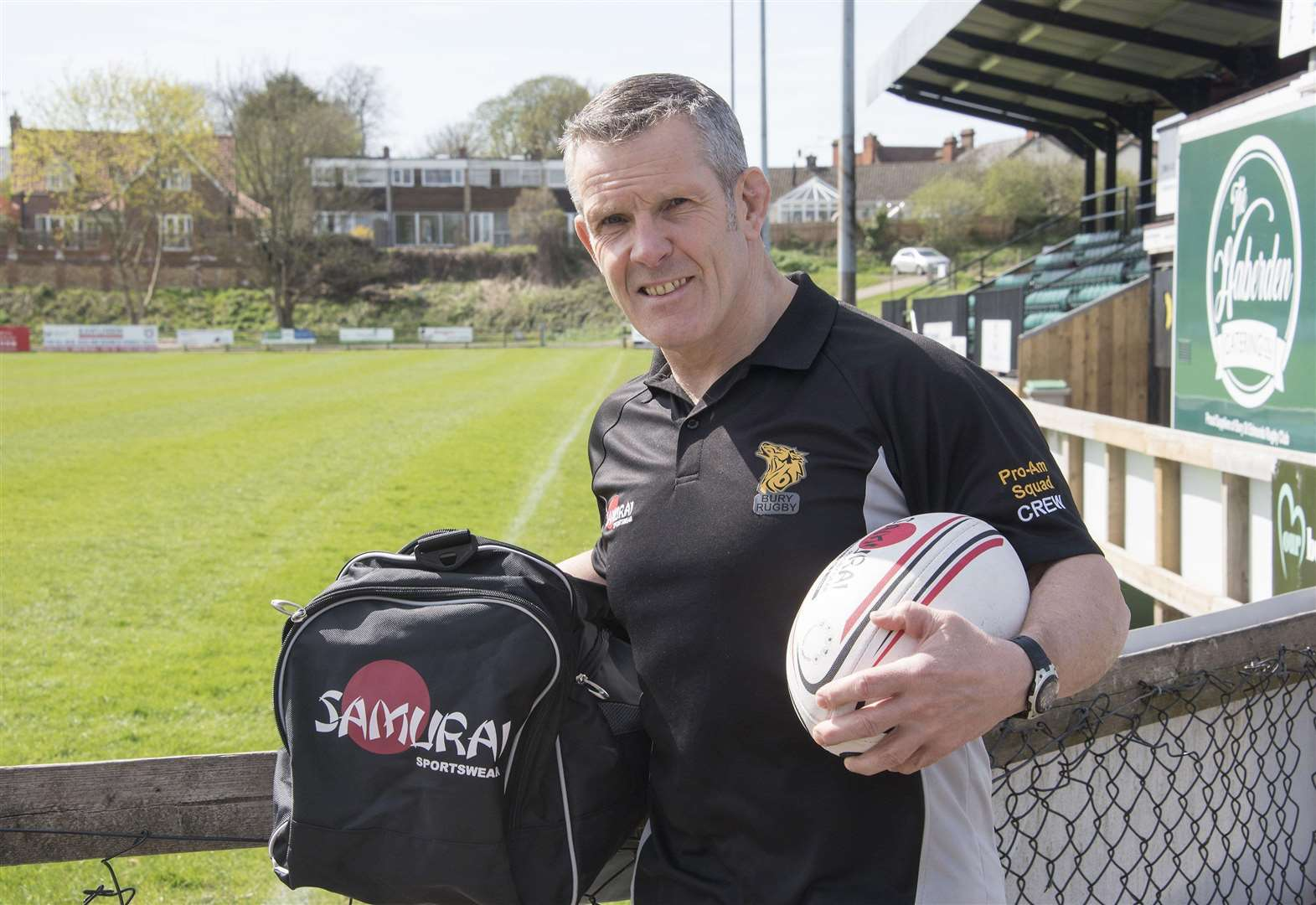New coach is on Wolfpack's radar ahead of Redruth trip