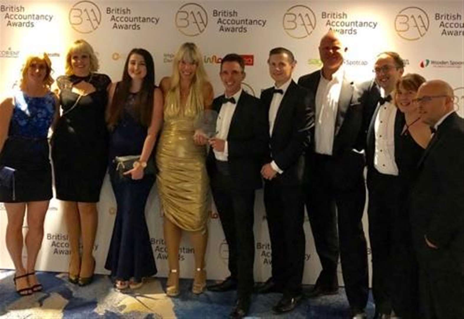 Accountants win national accolade