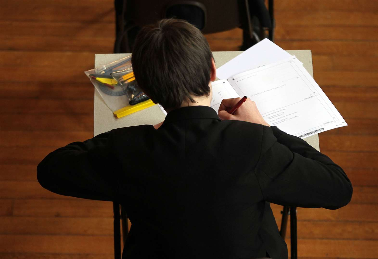 Youth View: We've all shared exam stress