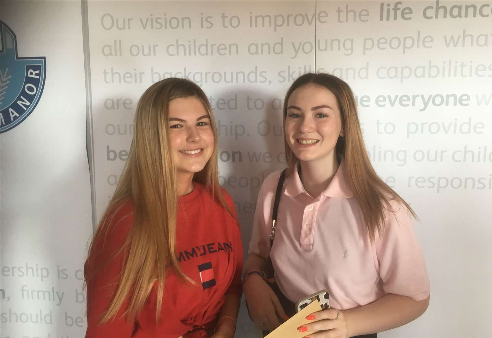 It has been a GCSE results day to be proud of for Castle Manor Academy, Samuel Ward Academy. Stour Valley Community School and Linton Village College.