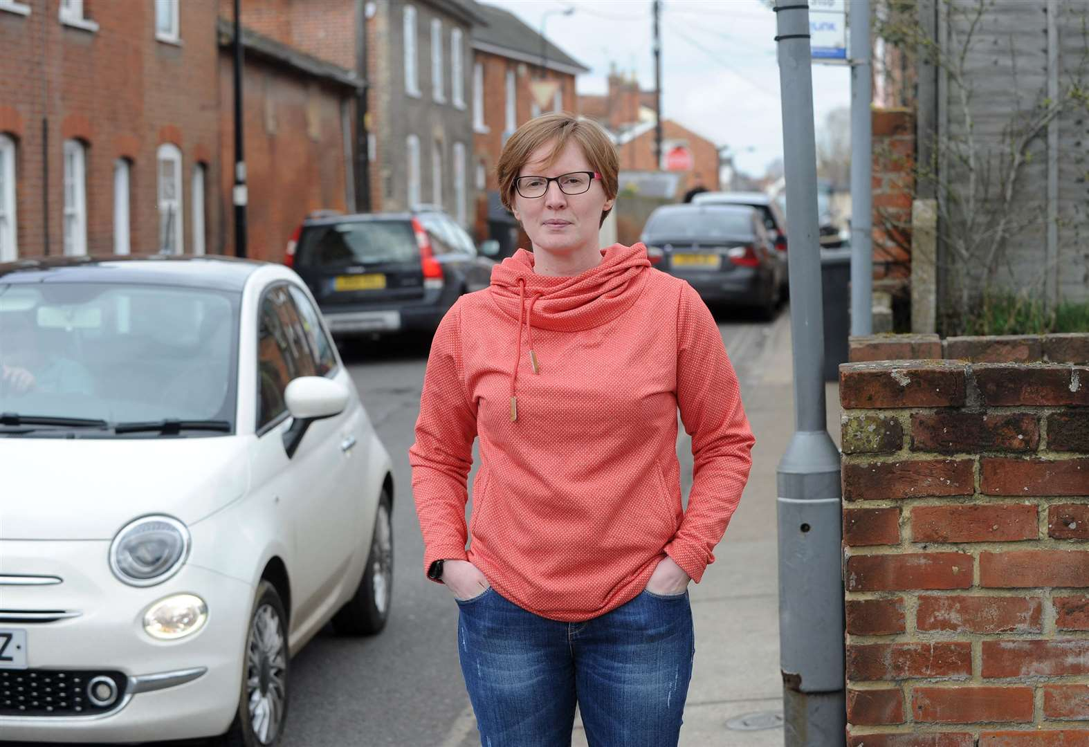 New survey gives damning verdict on road safety at narrow Hadleigh street