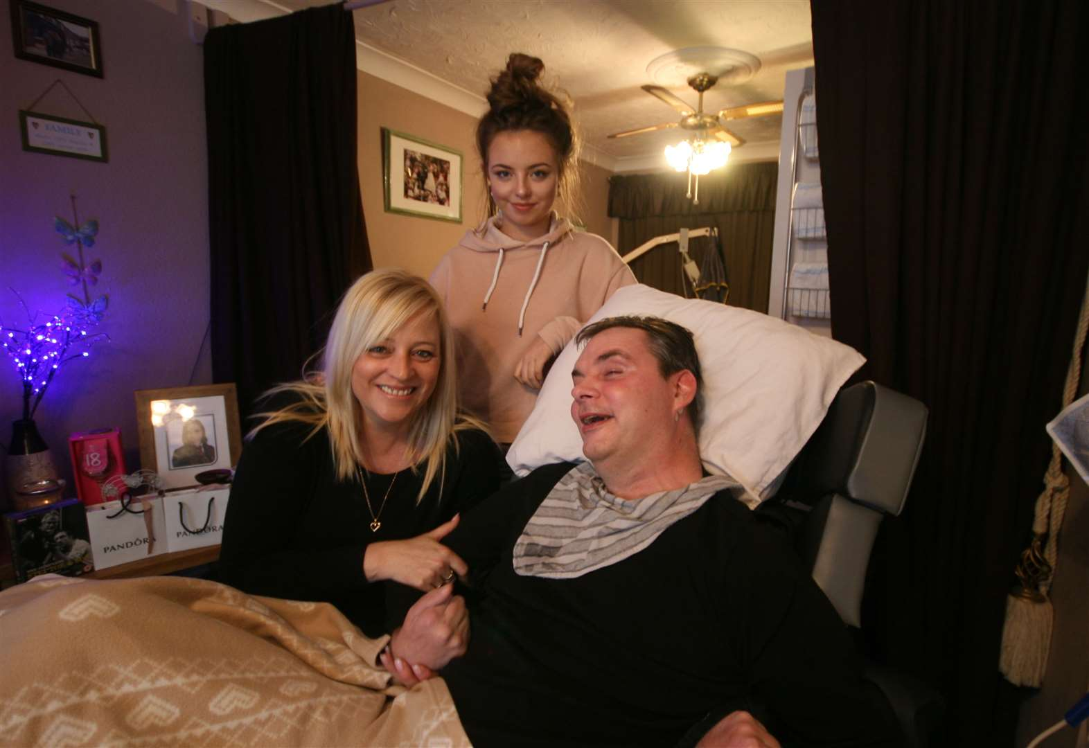 Assault victim's wife in plea for Simon's Law