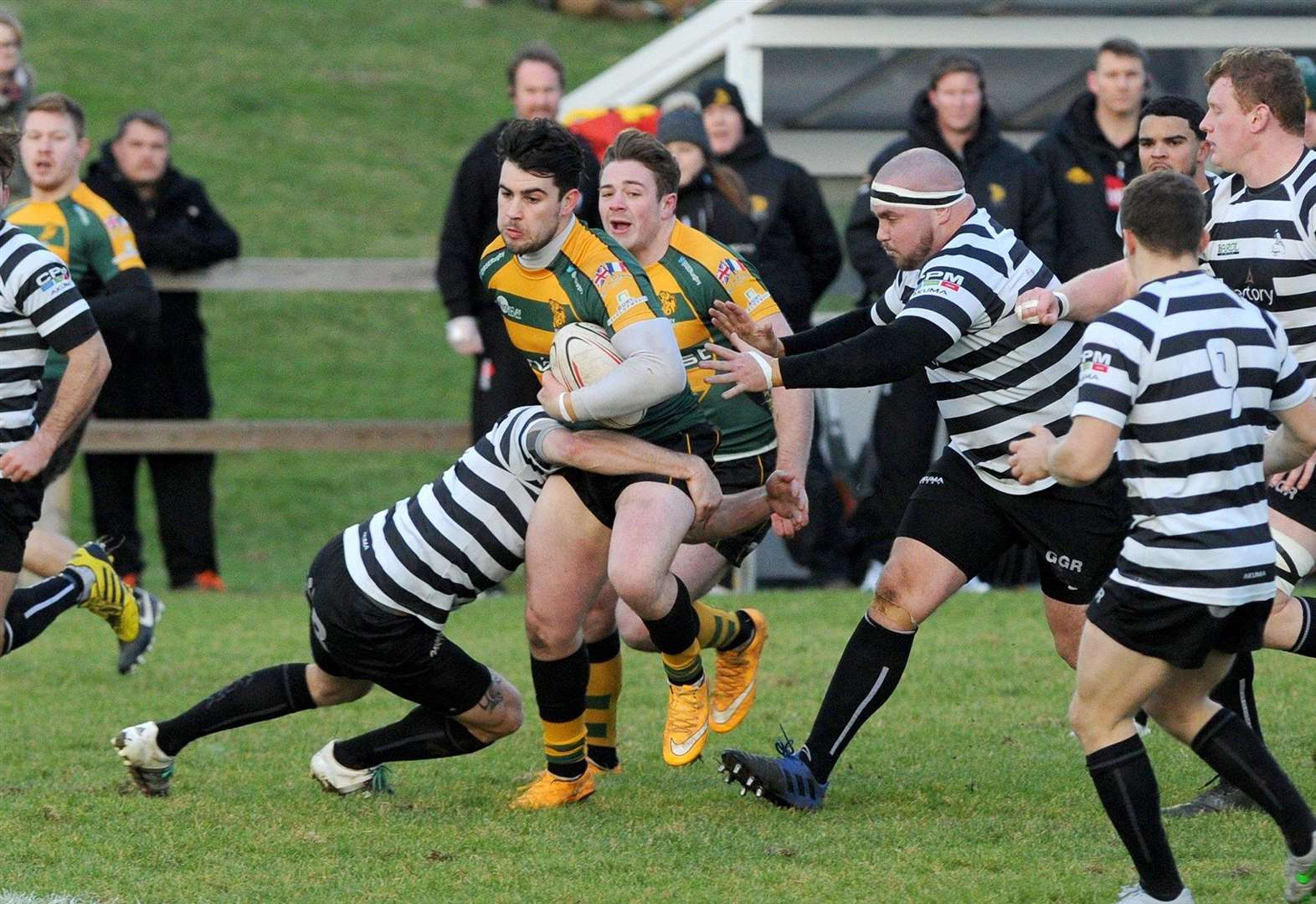 Bury St Edmunds rugby boss unconcerned to lose key scorers as new blood arrives