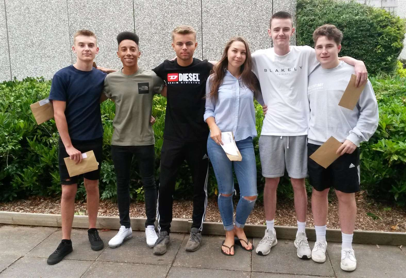 A-LEVELS ROUND-UP: Jubilation as Suffolk students make the grade