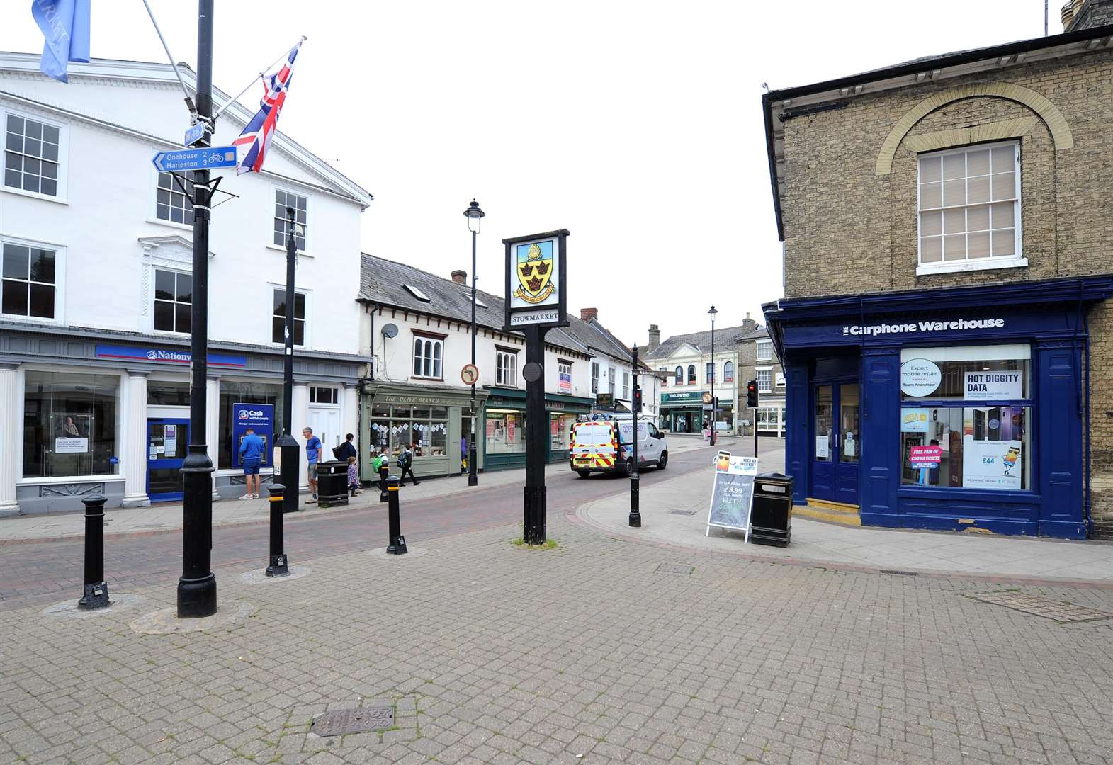 Vision to transform Stowmarket gets green light