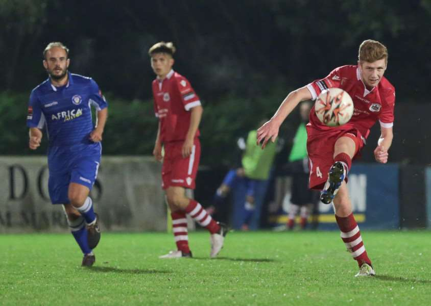MOVING ON: Billy Holland has swapped Needham for Sudbury