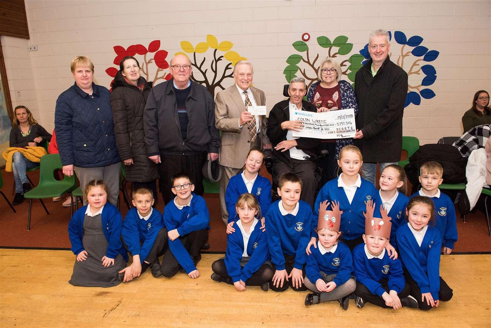 Christmas Celebrations For Former Howard Community Primary