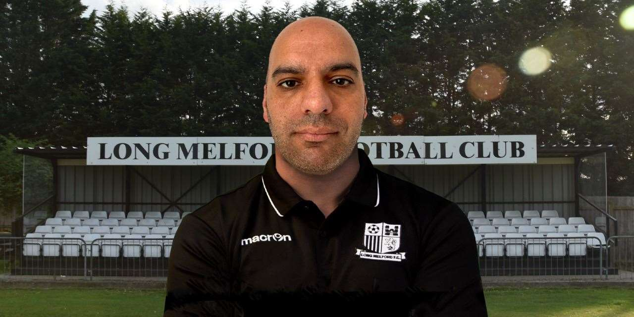 David Hennessey has been appointed as Long Melford Reserves' new managerPicture: Long Melford FC (34298460)