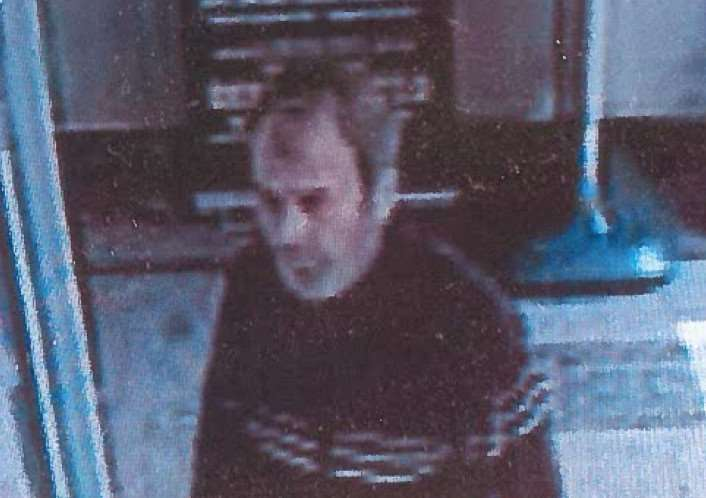 Essex Police want to speak to this man. ANL-160822-160136001