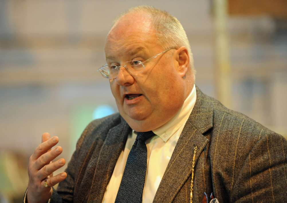 Eric Pickles, secretary of state for communities and local government