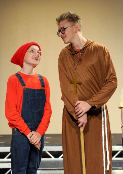 Thurston College Lower school production of Spinning Tales'''PICTURE: Mecha Morton