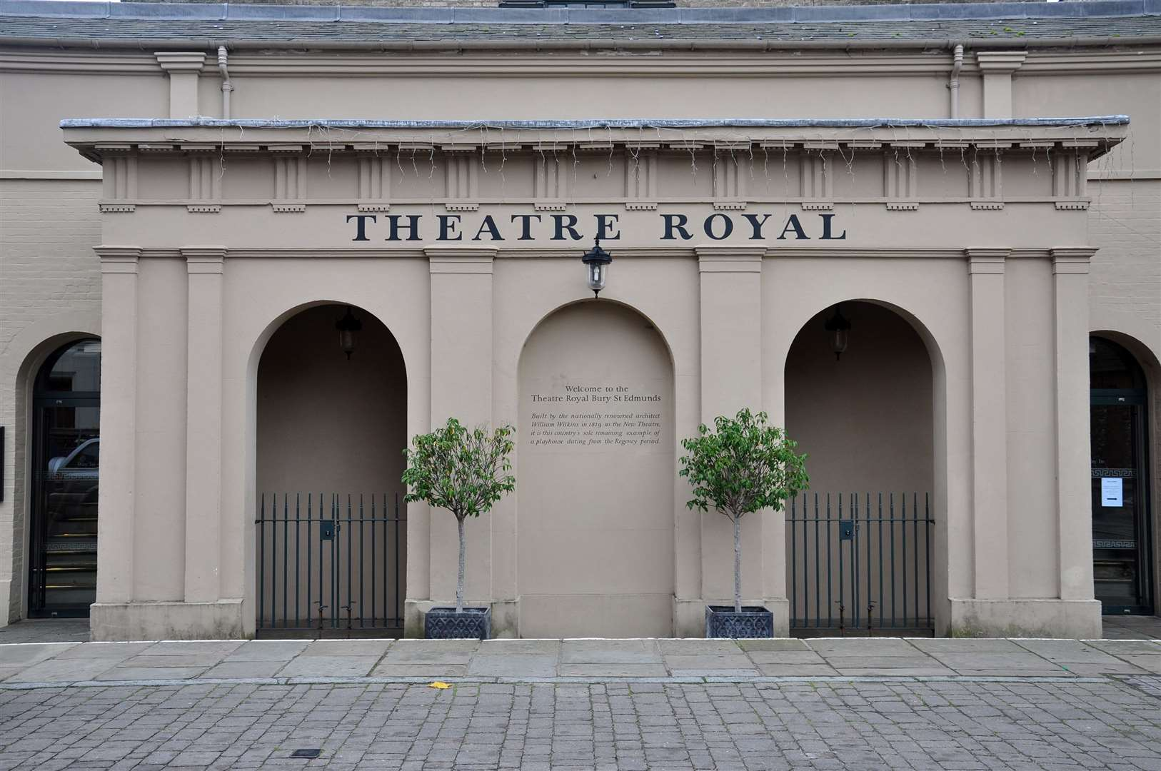 Theatre Royal Bury St Edmunds