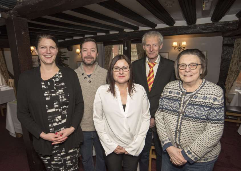 CLARE: Hotel hosting the first ever Masterchef in Clare competition'The Bell Hotel, Market Hill, Clare'Four chefs will prepare a four course meal for a panel of judges.'Judges Gillian Hind, Michelle Slater, Carl Manning and Lisa Manning and Robin Stone.'Picture Mark Westley
