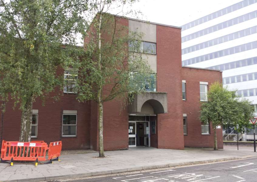 Ipswich Magistrates' Court
