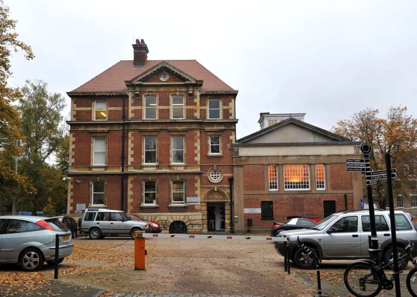 Bury St Edmunds Magistrates' Court