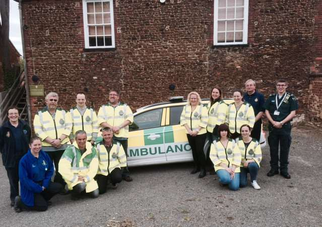 East of England CFRs