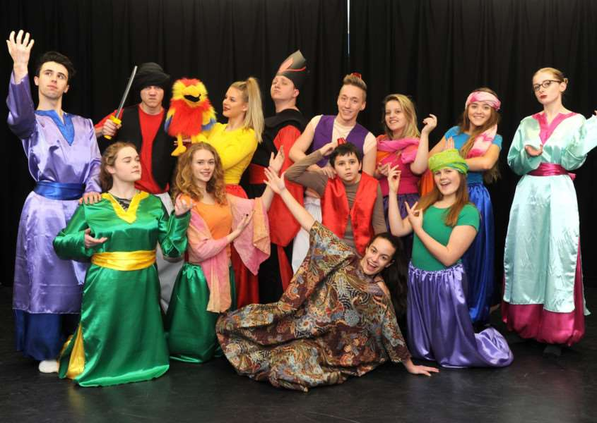 Ormiston Sudbury Academy's AladdinANL-171101-084932009
